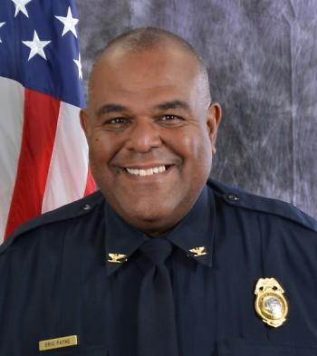 Eric Payne, Grand Rapids Police Chief since 2019.