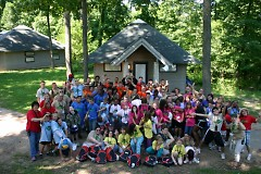 Camp Discovery offers the rare camp life experience for youth with epilepsy June 23-27.
