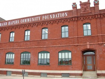 Grand Rapids Community Foundation building downtown