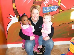 Martin Luther King Day at Family Promise