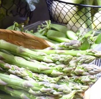 Spring Vegetables-In Stock Soon!