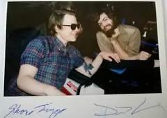 Dustin Mensinger and Shane Tripp of Sun Room
