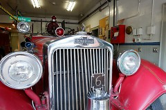 1937 firetruck made by La France American.