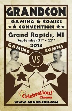 GrandCon 2013's Official Flyer