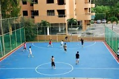 example of futsal court