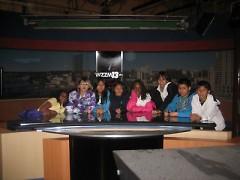 GAAH Press Club's visit to WZZM