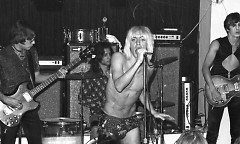 Iggy Pop and the Stooges in GIMME DANGER, a Magnolia Pictures release.