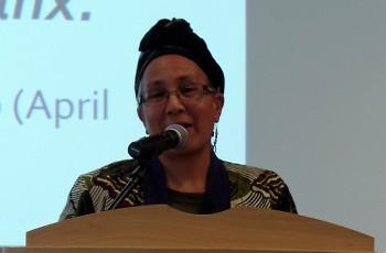 Dr. Jessica Gordon Nembhard, professor of Economics, talks about the power of cooperatives for Black communities