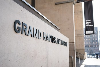 Expanded safety measures will be in place upon the Grand Rapids Art Museum's reopening.