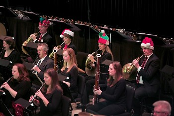 Grand Rapids Symphony celebrates the season in style at the Holiday Pops, Friday, Dec. 5 through Sunday, Dec. 8.