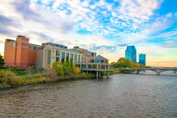 The Grand Rapids Public Museum reopened to the public on July 6, after four months of shutdown due to the pandemic.