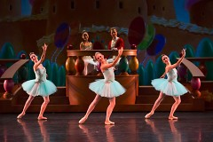 "Grand Rapids Ballet's new production of ""The Nutcracker"" debuted in 2014."