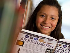 The Challenge Scholars program is preparing children for higher education.