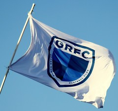 The GRFC crest will fly at Houseman Field again this summer.