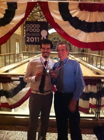Proud Good Food Award Honorees, MadCap Coffee & Rio Jorco Estate