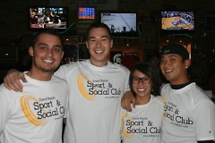 The Grand Rapids Sport and Social Club staff members
