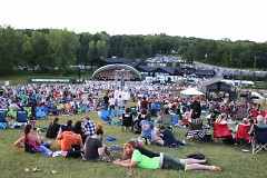 Grand Rapids Pops returns to Cannonsburg Ski Area for the 2017 D&W Fresh Market Picnic Pops.