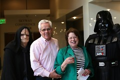 'Star Wars' characters will patrol the lobby of DeVos Performance Hall during 'Stars Wars' and More: The Music of John Williams