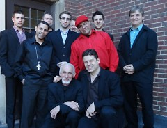 Grupo Aye performs at the Nov. 15 edition of the Jazz & Justice concert series.
