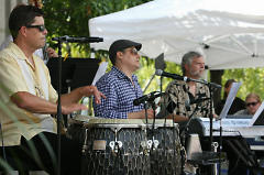 Grupo Aye will return for this year's festival