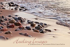 The cover of Healing Images book