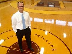 New Executive Director Rick Huisman.