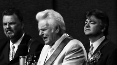 The McCourys: From left, Rob, Del, Ronnie