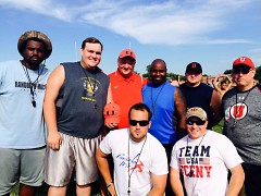 Union High School Football Coaching Staff