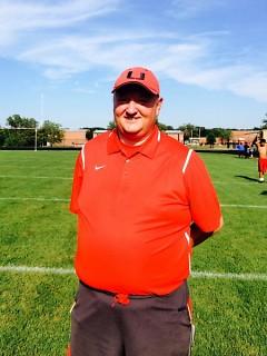 Coach Rick Angstman