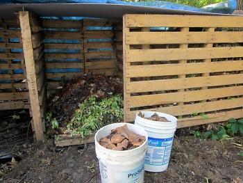 Madcap's new Zero Waste program creates compost to reduce waste send to landfills.