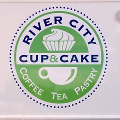 River City Cup and Cake logo