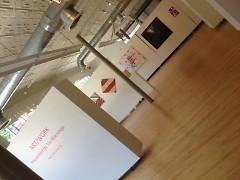 Wierenga's exhibit at (106) Gallery 'Art/Work'