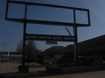 Former GM Stamping Plant in Wyoming, MI