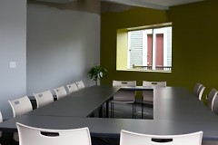 Staff conference room