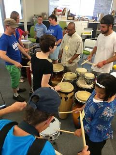 ACT Drumming