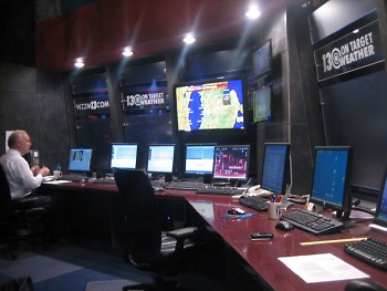 The Main Control Room