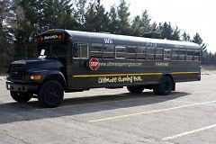 The Ultimate Gaming Bus