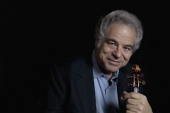 Violinist Itzhak Perlman makes his first appearance with the Grand Rapids Symphony in more than 35 years.