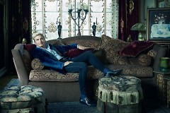 French pianist Jean-Yves Thibaudet is renowned for his sense of musical taste as well as his love of fashion.