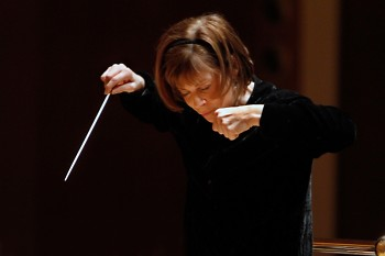 Grammy winning conductor JoAnn Falletta leads the Grand Rapids Symphony in music by Prokofiev and French composer Lili Boulanger