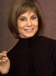 JoAnn Falletta, a two-time Grammy Award winning conductor, has led over 100 orchestras across the globe.