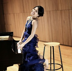 """Pianist Joyce Yang plays """"Rhapsody on a Theme of Paganini"""" with the Grand Rapids Symphony on Oct. 7-8"""