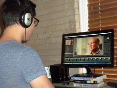 Editing the next project for Kala