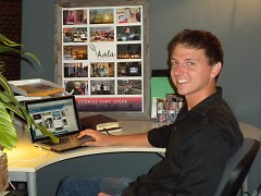 Kyle Venhousen, Director of the Kala Project