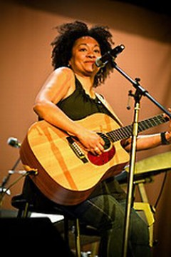 Local musician Karisa Wilson will be conducting a songwriting workshop for children at Taste of Soul.