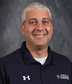 Kevin Polston, superintendent of Godfrey-Lee Public Schools