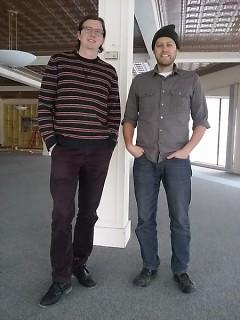 Co-Founders, Vincent Lambert and Scott Schultz