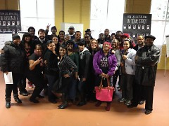 The final graduation group of 2013. There have been more than 320 L.A.S.T. grads to date.
