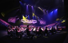 LiveArts put nine performing arts organizations and 1,500 performers on display in the Van Andel Arena in April 2015
