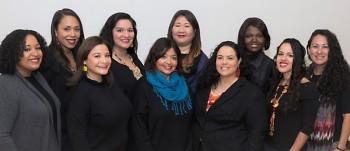 Some members of the LNWM Leadership Team